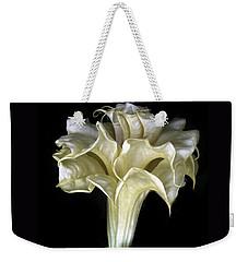 Angel Trumpet Weekender Tote Bag