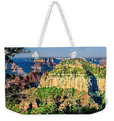 Angel Viewpoint North Rim Grand Canyon Weekender Tote Bag