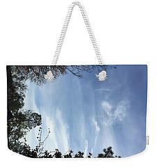Angel Walk Back Through Time Weekender Tote Bag