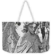Angel2 Weekender Tote Bag