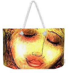 Angela Weekender Tote Bag by Elaine Lanoue
