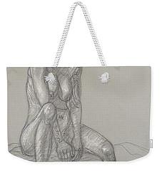 Angela Seated 2 Weekender Tote Bag