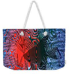 Angelfish Weekender Tote Bag
