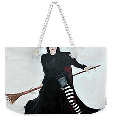 Angelica Houston Bewitched Weekender Tote Bag