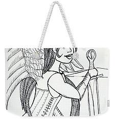 Angelica98 Weekender Tote Bag by Loretta Nash