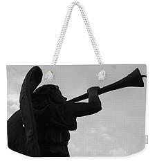 Angelical Sound Trumpet Weekender Tote Bag