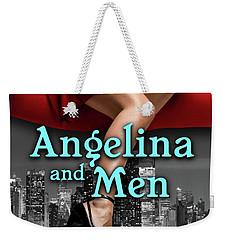 Angelina And Men Weekender Tote Bag