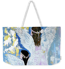 Angels 2 Weekender Tote Bag