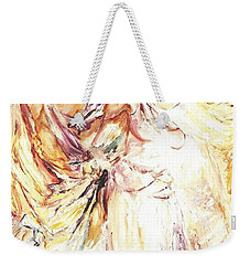 Angels Emerging Weekender Tote Bag