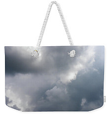 Weekender Tote Bag featuring the photograph Angels In The Sky by Sandi OReilly