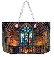 Angels Light Weekender Tote Bag