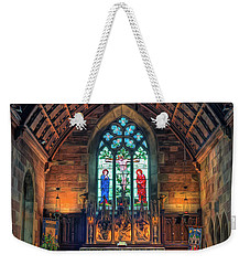 Angels Light Weekender Tote Bag