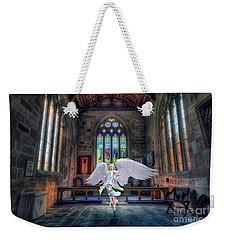 Angels Love And Guidance Weekender Tote Bag