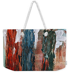 Angels Of The Night Weekender Tote Bag
