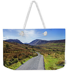 Angels Path Weekender Tote Bag by Ian Mitchell