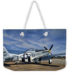 Angels Playmate  Weekender Tote Bag