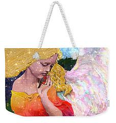 Angels Protect The Innocents Weekender Tote Bag