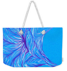 Weekender Tote Bag featuring the photograph Angel's Trumpet by Kim Sy Ok