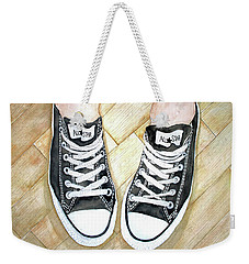 Angel's Verses Weekender Tote Bag
