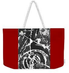 Anger Weekender Tote Bag by Carol Rashawnna Williams