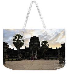 Angkor Wat 3 Weekender Tote Bag