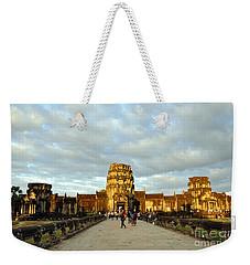 Angkor Wat 5 Weekender Tote Bag