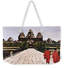 Angkor Wat Weekender Tote Bag