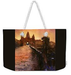 Angkor Wat Sunrise 2 Weekender Tote Bag by Ryan Fox