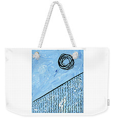 Angle Of Repose Vertical Weekender Tote Bag