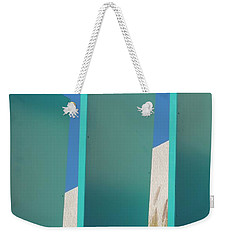 Verticals On Broadbeach. Weekender Tote Bag