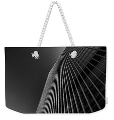Angles Weekender Tote Bag by Martin Newman