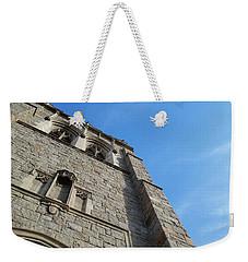 Anglican Edifice Weekender Tote Bag
