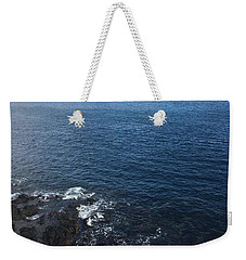 Weekender Tote Bag featuring the photograph Angra Do Heroismo, Azores by Kelly Hazel