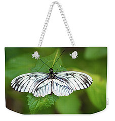 Angry Butterfly With A Mustache Weekender Tote Bag