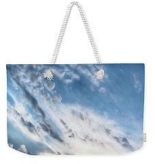 Angry Clouds Weekender Tote Bag