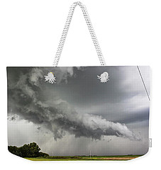 Angry Mode Weekender Tote Bag
