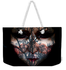 Angry Monster Child #4 Weekender Tote Bag