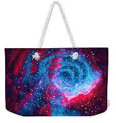 Angry Nebula  Weekender Tote Bag
