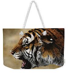 Angry Siberian Weekender Tote Bag