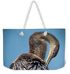 Anhinga #1 Weekender Tote Bag