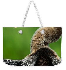 Anhinga Anhinga Anhinga, Pantanal Weekender Tote Bag by Panoramic Images