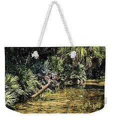 Anhinga Bird Weekender Tote Bag