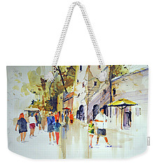 Animal Kingdom Weekender Tote Bag