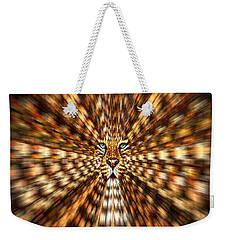 Animal Magnetism Weekender Tote Bag