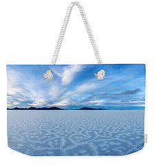 Weekender Tote Bag featuring the photograph Animal Print by Dustin LeFevre