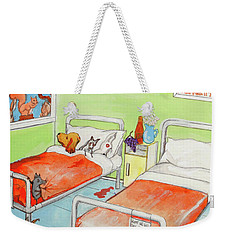 Animals Weekender Tote Bag