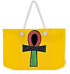 Ankh Life Weekender Tote Bag