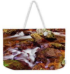 Anna Ruby Falls - Smith Creek 006 Weekender Tote Bag