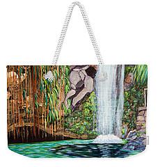 Annandale Waterfall Weekender Tote Bag