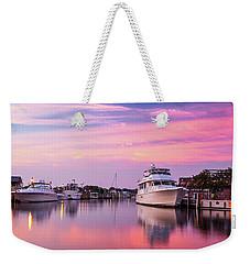 Annapolis Sunrise Weekender Tote Bag